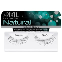 Ardell Natural Lashes Sweeties Black Svart