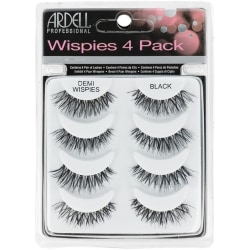 Ardell Natural Multipack Demi Wispies Black 4-pack Svart