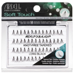 Ardell Soft Touch Individual Knot-Free Tapered Long Black Svart