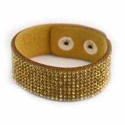 Armband Blingbling Gold Transparent