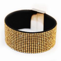 Armband Blingbling Magnetic Gold Transparent