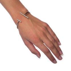 Armband Connect - Silver Transparent
