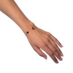 Armband Devil's Tail - Gold Transparent