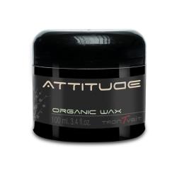 Attitude Organic Wax 100ml Svart