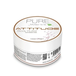 Attitude PURE Mother to be Body Butter 200ml Vit