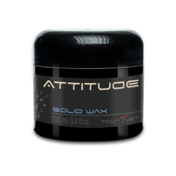 Attitude Solid Wax 100ml Svart
