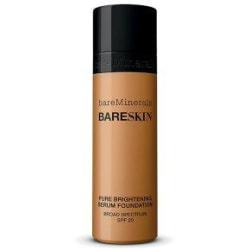 Bare Minerals bareSkin Serum Foundation - Walnut Transparent
