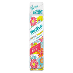 Batiste Dry Shampoo Floral 200ml Transparent