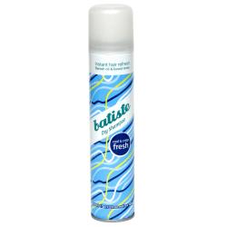 Batiste Dry Shampoo Fresh 200ml Transparent
