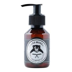Beard Monkey Beard Shampoo Licorice 100ml Transparent