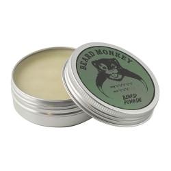 Beard Monkey Beard Wax Pomade 60ml Transparent