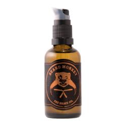 Beard Monkey Pre-Shave Oil 50ml Transparent