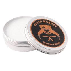 Beard Monkey Shaving Cream 100ml Transparent