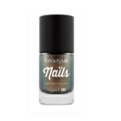 Beauty UK Chrome Nail Polish - Deep Gold Transparent