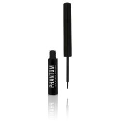 Beauty UK Phantom Black Liquid Eyeliner 5ml Svart