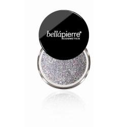 Bellapierre Cosmetic Glitter -  010 Silver Sterling 3.75g Silver