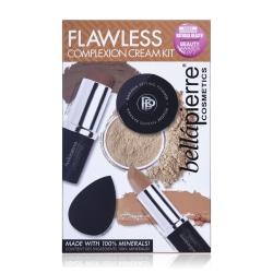 Bellapierre Flawless Complexion Cream Kit Deep Transparent