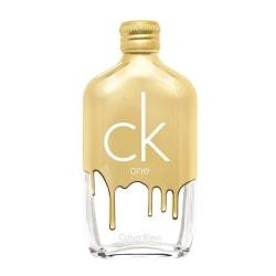 Calvin Klein CK One Gold Edt 100ml Transparent