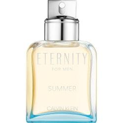 Calvin Klein Eternity For Men Summer 2019 Edt 100ml  Transparent