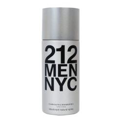 Carolina Herrera 212 Men Deo Spray 150ml Transparent