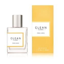 Clean Classic Fresh Linens Edp 60ml Transparent