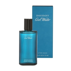 Davidoff Cool Water After Shave 75ml Transparent
