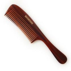 1541 London Detangling Hair Comb Transparent
