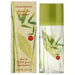 Elizabeth Arden Green Tea Bamboo Edt 100ml Grön