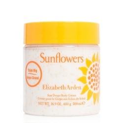 Elizabeth Arden Sunflowers Sun Drops Body Cream 500ml Transparent