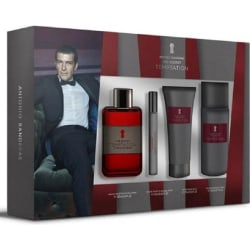 Giftset Antonio Banderas The Secret Temptation Edt Transparent