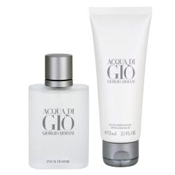 Giftset Armani Acqua di Gio Pour Homme Edt 50ml Transparent