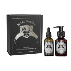 Giftset Beard Monkey Licorice 2020 Transparent