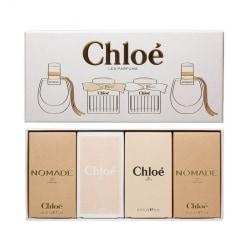 Giftset Chloé Les Parfums 4x5ml Beige