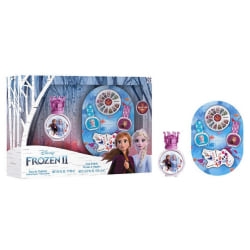 Giftset Disney Frozen II Edt 30ml + Manicure Kit multifärg