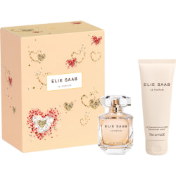 Giftset Elie Saab Edp 30ml + Body Lotion 75ml Transparent
