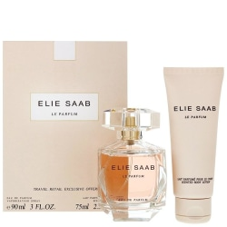 Giftset Elie Saab Le Parfum Edp 90ml + Body Lotion 75ml Rosa