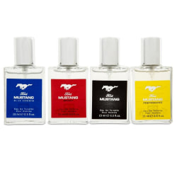 Giftset Ford Mustang 4x15ml Transparent