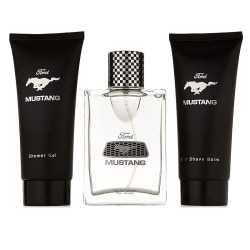 Giftset Ford Mustang Edt 100ml + Shower Gel 100ml + After Shave  Transparent