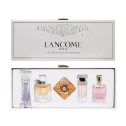 Giftset Lancome Mini Collection 5 Piece Transparent