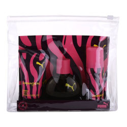 Giftset Puma Animagical Edt 40 ml + Shower Gel 50ml + Deodorant  Transparent