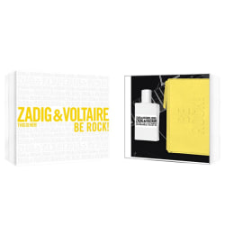 Giftset Zadig & Voltaire This Is Her Edp 50ml + Pouch Transparent
