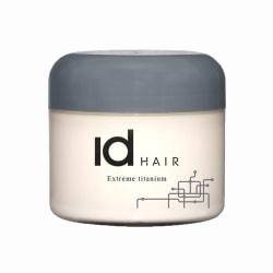 ID Hair Extreme Titanium Wax 100ml Transparent