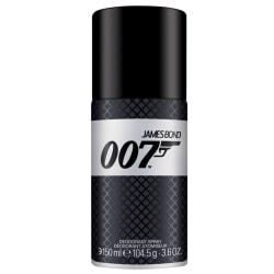 James Bond 007 Deo Spray 150ml Transparent
