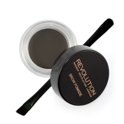 Makeup Revolution Brow Pomade - Graphite Mörkbrun