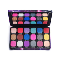 Makeup Revolution Forever Flawless Constellation Palette Lila