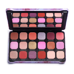 Makeup Revolution Forever Flawless Palette - Unconditional Love Lila