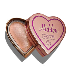 Makeup Revolution Glow Hearts Hardly Hidden Brons