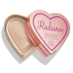 Makeup Revolution Glow Hearts Rays of Radiance Rosa