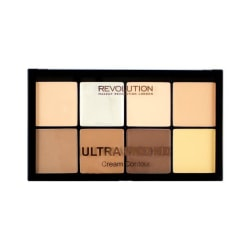 Makeup Revolution HD Pro Cream Contour - Fair Transparent