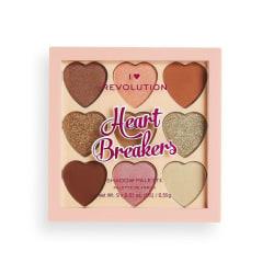 Makeup Revolution Heart Breakers - Majestic Transparent